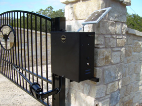 Solar Automatic Gate Operators Electric Gate Openers