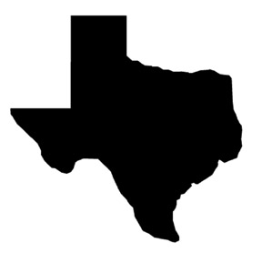 Silhouette Texas Metal Art Silhouette Cutouts and Lettering Store